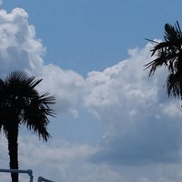 Photo taken at The Pompano Club by Fernando and Heather R. on 7/24/2014