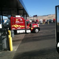 Photo taken at Arrowhead Travel Plaza by Michael R. on 3/31/2013