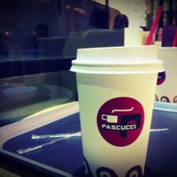 Photo taken at CAFFÉ PASCUCCI by Sangwoo J. on 12/24/2012