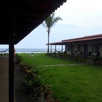 Photo taken at Beach Break hotel by Ignacio P. on 7/6/2013