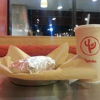 Das Foto wurde bei Qdoba Mexican Grill von Mista R. am 5/5/2013 aufgenommen
