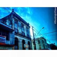 Photo taken at Rua Alexandre Amorim by Rodrigo D. on 6/19/2013
