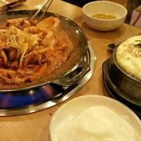 Photo taken at 용두동쭈꾸미 by Jooyeun L. on 12/1/2014