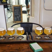 Photo taken at Brewery ARS by Evan S. on 5/20/2017