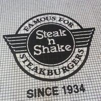Photo taken at Steak 'n Shake by Douglas F. on 1/19/2013