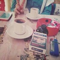 Photo taken at Salsa Cafe&Fastfood by Gülşah T. on 1/2/2015