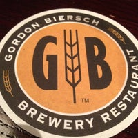 Photo taken at Gordon Biersch Brewery Restaurant by Lon M. on 7/3/2013