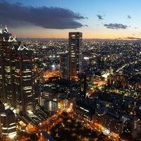 Photo taken at North Observatory, Tokyo Metropolitan Government Building by Kou K. on 1/26/2013