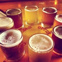 Photo taken at Gilded Otter Brewing Company by Brews And Bourbon on 5/31/2013