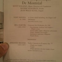 Foto tirada no(a) Stern Auditorium / Perelman Stage at Carnegie Hall por Miguel G. em 10/19/2017