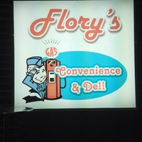 Photo taken at Flory's Convenience & Deli by Miguel G. on 7/28/2014