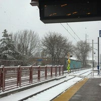 Photo taken at Franklin Avenue LRT Station by Miguel G. on 4/11/2013