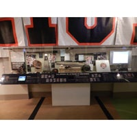 Photo taken at Sports Legends Museum at Camden Yards by Miguel G. on 9/28/2014