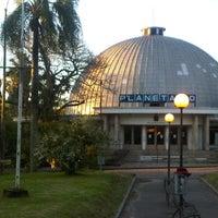 Photo taken at Planetario Germán Barbato by Fhernando R. on 10/17/2012