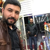 Photo taken at Büyük Tobacco Shop by Necip A. on 3/16/2015