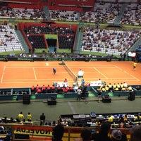 Photo taken at Copa Davis by Alexandre L. on 9/12/2014