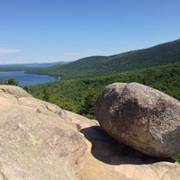 Photo taken at Bubble Rock by Cusp25 on 7/5/2015