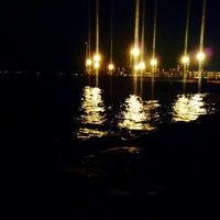 Photo taken at Pantai Indah by Fitrisiska S. on 8/31/2013
