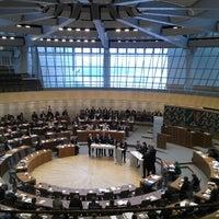 Das Foto wurde bei Landtag Nordrhein-Westfalen von Davied v. am 5/17/2013 aufgenommen