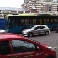 Photo taken at Greenwheels Station Hoorn by Davied v. on 6/11/2013