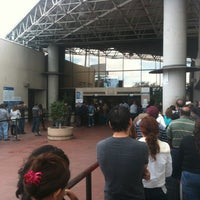 Photo taken at Otay Mesa Port Of Entry by Brian R. on 10/21/2012
