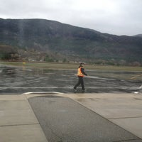 Photo taken at West Kootenay Regional Airport by Marc R. on 4/6/2013