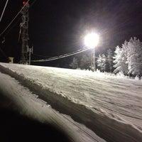 Foto tomada en ГЛК Гора Пильная por Stella el 12/15/2012