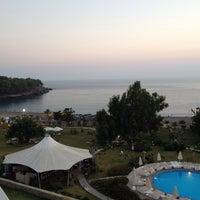 7/28/2014 tarihinde Stellaziyaretçi tarafından Justiniano Deluxe Resort'de çekilen fotoğraf