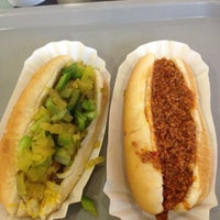 Photo taken at Dave's Famous T&L Hot Dogs by Michael D. on 10/16/2012