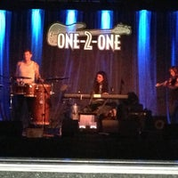 Photo taken at One-2-One Bar by Josh J. on 7/24/2013