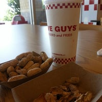 Photo taken at Five Guys by Cheyanne R. on 6/24/2014