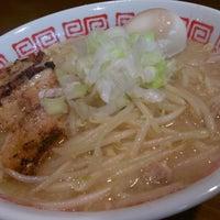 Photo taken at 麺屋路三 by Kurobosi on 8/20/2013