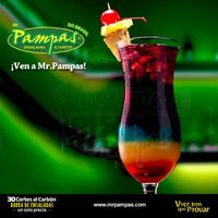 Photo taken at Mr. Pampas Cancún by Mr. Pampas Cancún on 4/8/2015