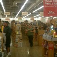 Photo taken at Half Price Books by Rick E F. on 10/1/2012