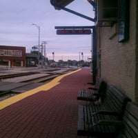 Photo taken at Metra - Blue Island Vermont Street by Rick E F. on 5/25/2013