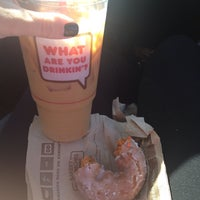 Photo taken at Dunkin Donuts by Gina D. on 9/18/2013