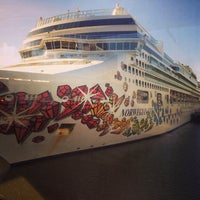 Photo taken at Norwegian Gem by Gina D. on 1/27/2013