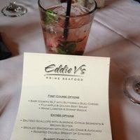 Photo taken at Eddie V's Prime Seafood by _ellee_ on 5/6/2013