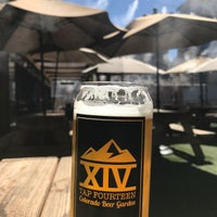Photo taken at Tap Fourteen by Mike K. on 9/21/2017