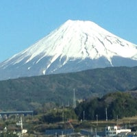 Photo taken at 富士山ビューポイント by Nao on 1/8/2015