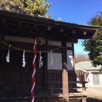1/21/2017にNaoが古八幡神社で撮った写真