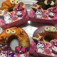 Photo taken at Mister Donut by Nao on 10/21/2017