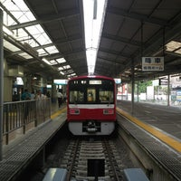 Photo taken at Keikyū Kawasaki Station (KK20) by Nao on 7/10/2013