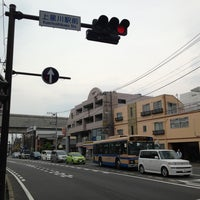 Photo taken at 上星川駅前 交差点 by Nao on 4/30/2013