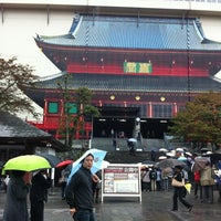 Photo taken at 日光山 輪王寺 by Nao on 10/28/2012