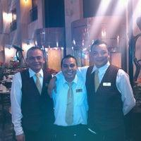 Photo taken at Restaurante El Patio de Hotel Pueblo Amigo by Gerardo D. on 12/10/2012