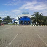 Photo taken at Masjid Baitul Musthafa by Rizki F. on 4/12/2013