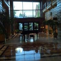 Photo taken at Hotel Intercontinental by Julio Q. on 11/24/2012