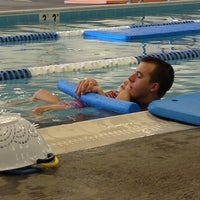 Photo taken at Tom Dolan Swim School by Jonathan F. on 9/15/2012