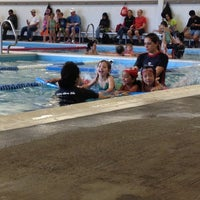 Photo taken at Tom Dolan Swim School by Jonathan F. on 9/29/2012